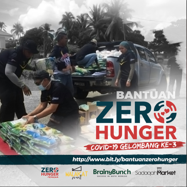 Bantuan Zero Hunger